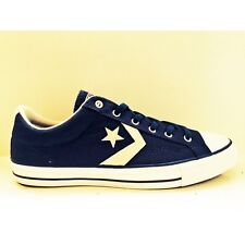 Converse Mens Star Player Oxford in Navy/Seashell
