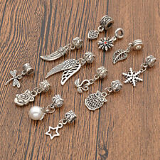 12 Pcs Alloy Dreadlock Hair Beads Tibetan Decoration Hair Braid Accessories Gift