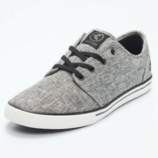 Kustom Mens Fraley Shoes  in Grey