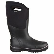 Bogs Classic Ultra High 51377 Black Mens Boots