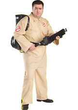 Plus Size Ghostbusters Fancy Dress Costume
