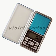 Digital Pocket Mobile Precision Jewelry Scale Electronic Portable Palm Scale New