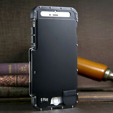 Armor Luxury Metal Hybrid Shockproof Aluminum Case Cover Shell 4 Samsung iPhone