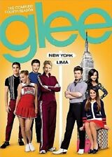 Glee: The Complete Fourth Season (DVD, 2013, 6-Disc Set) NEW SEALED