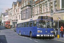 PHOTO Taff Ely Leyland National 24 RBO24R in 1978 in Pontypridd area