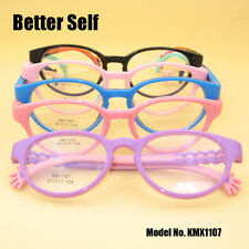 Colorful Optical Glasses Flexible Child Eyeglass Kids Eyeglass Frame Eyewear