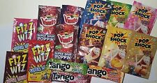 POPPING CANDY POP ROCKS FIZZ WIZ VIMTO TANGO IN ONE LISTING PICK YOUR FAVOURITE