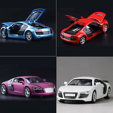 1:32 Scale Diecast Car Model Kids Children Toy Sound&Light Present Colletion