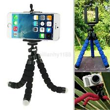 Flexible Holder Octopus Tripod Bracket Stand Mount Monopod for Camera Gopro Hero