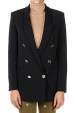 PINKO Woman Black Double Breasted Jacket New with tags and ORIGINAL