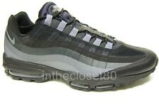 Nike Air Max 95 Ultra Essential Black Grey Anthracite Mens Trainers