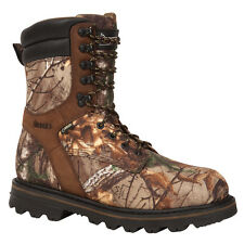 Rocky Cornstalker Mens Realtree Leather Goretex Insulated Hunting Boots
