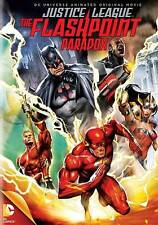 Justice League: The Flashpoint Paradox (DVD, 2013) NEW