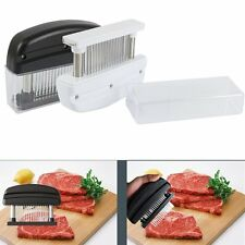 Cooking Utensil Professional Meat Tenderizer Stainless Steel Kitchen Tools Hot