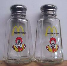 A Charming Ronald McDonald Salt and Pepper Shakers