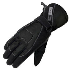 Spada Ladies Street Waterproof Winter Motorcycle Gloves - Black