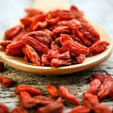Goji Berries SUPERFOOD Dried Berry Antioxidants Diet 50g - 500g 1kg 2kg 4kg