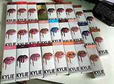Kylie jenner lip kit set of matte or metal liquid lipstick with pencil liner NEW