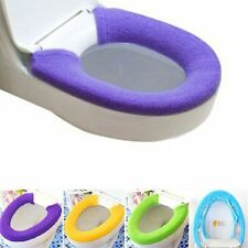 Toilet Seat Closestool Accessories Bathroom Protector Warmer Toilet Seat Cover