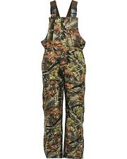 Trail Crest BOYS Highland Timber Camo Insulated Bib Overalls - SIZE LARGE ONLY
