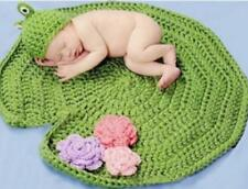 Hot Newborn Costume Knit Photography Props Crochet Beanie Frog Baby Hat Infant