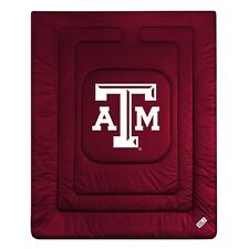 Texas A&M Aggies Locker Room Quilted Bed Comforter