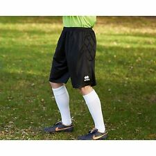 Errea Impact Goalkeeper Shorts Mens Sports Light Weight Training Various Sizes