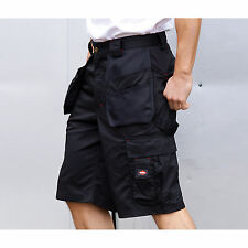 New Lee Cooper Two Front Holster Pockets Shorts Mens Work Workwear Cargo-pocket