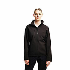 Regatta Ladies Void Soft Shell Jacket Womens Water Repellent Shaped Fit Coats