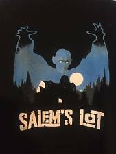 Salems Lot T-shirt Vampires Dracula Horror Stephen King