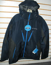 COLUMBIA MENS ANTIMONY IV INSULATED JACKET-SIZE M,L,XL,XXL- COLLEGIATE NAVY- NEW