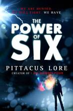 The Power of Six (Lorien Legacies), Lore, Pittacus Book The Cheap Fast Free Post