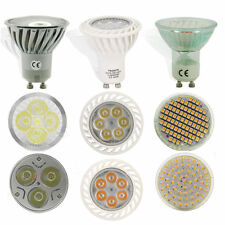 6-60 pcs. High Power LED Spotlight GU10 / MR16 Ceiling Spot Light Lamp Bulb