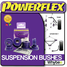 Mazda MX-5 Mk2 (1998-2005) All POWERFLEX Suspension Performance Bushes & Mounts