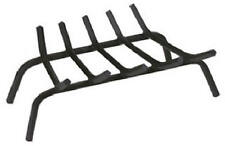 Panacea Products 15451TV 23-Inch Black Wrought Iron Fireplace Grate
