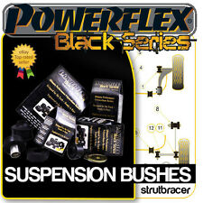 MG MGF (up to 2002) ALL POWERFLEX BLACK SERIES MOTORSPORT SUSPENSION BUSHES