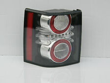 New Range Rover L322 2010-2013 LED LH Rear light With Black Background.