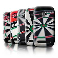 STUFF4 Back Case/Cover/Skin for Nokia Lumia 710/Darts Photo