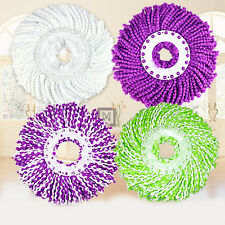 Utility Mop Head Replacement Rotating Mop Head Tool Ground Floor Cleaning Tool