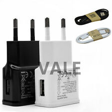 2A AC EU Plug USB Power Wall Adapter+ Micro USB Charger Cable For Samsung Galaxy
