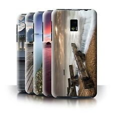 STUFF4 Back Case/Cover/Skin for LG Optimus 2X/P990/English Seaside