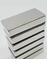2/4Pcs Strong Block Rare Earth Neodymium Magnets N35 50mm x 25mmx 10mm Powerful
