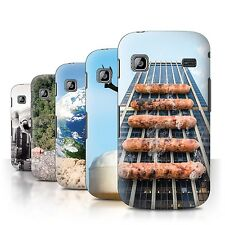 STUFF4 Back Case/Cover/Skin for Samsung Galaxy Gio/S5660/Down Under