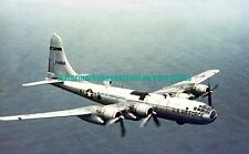 USAF Boeing WB-50D Aircraft Color Photo Military Aircraft
