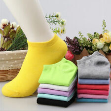 Low Cut 10 Pairs Ladies Boat Short Cotton New Women Ankle Socks Gift Fashion
