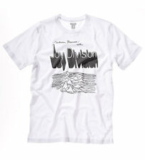 UNKNOWN PLEASURES sketch T-shirt - 90s Joy Division, Ian Curtis, 80's, Indie