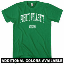 Puerto Vallarta Mexico T-shirt - Men S-4X  Gift Vacation Jalisco Mexican Vintage