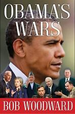 Obama's Wars by Bob Woodward (2010, Hardcover, Dustcover)