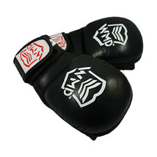 WMD HYBRID BOXING GLOVES OPEN PALM TRAINING GLOVES UFC MMA KICK GRAPPLING KARATE