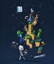 Mojang Minecraft Mine Craft Adult T-Shirt Officially Licensed Merchandise Jinx